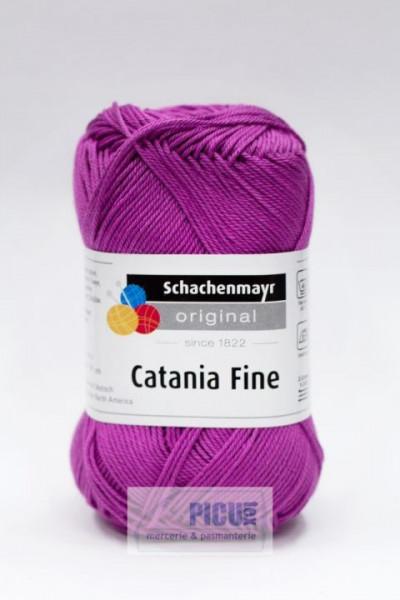 Poze Fir de tricotat sau crosetat - Fir BUMBAC 100% MERCERIZAT CATANIA FINE MOV 1011