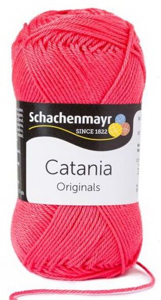 Poze Fir de tricotat sau crosetat - Fir BUMBAC 100% MERCERIZAT CATANIA HIMBEER 256