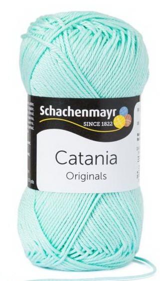 Poze Fir de tricotat sau crosetat - Fir BUMBAC 100% MERCERIZAT CATANIA VERNIL 385