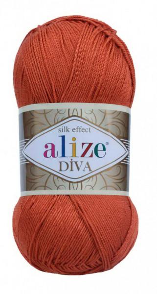 Poze Fir de tricotat sau crosetat - Fir microfibra ALIZE DIVA MARO 36