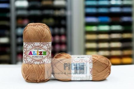 Poze Fir de tricotat sau crosetat - Fir microfibra ALIZE FOREVER BEJ 298
