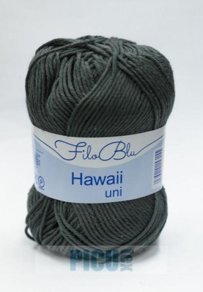 Poze Fir de tricotat sau crosetat - Fire amestec Bumbac 100% GRUNDL HAWAII UNI - GRI - 10