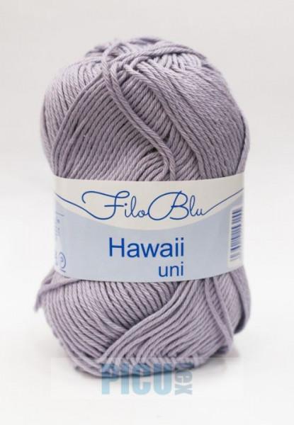 Poze Fir de tricotat sau crosetat - Fire amestec Bumbac 100% GRUNDL HAWAII UNI - GRI - 05