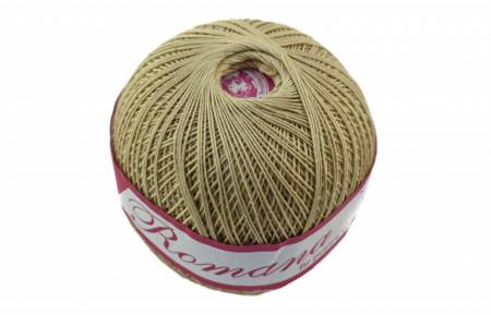 Poze Fir de tricotat sau crosetat - Fire Bumbac 100% ROMANA - ROMANOFIR BOBINA BEJ 6