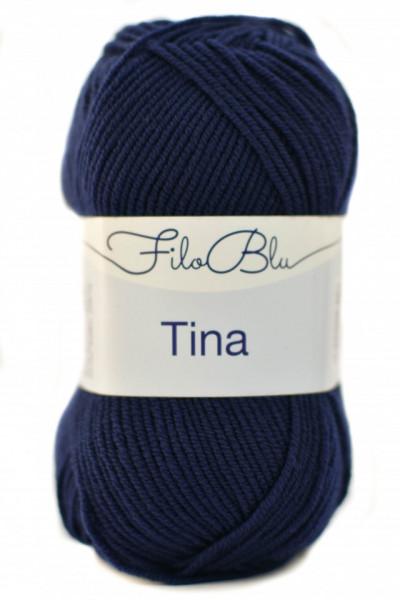 Poze Fir de tricotat sau crosetat - Fire Filo Blu - Tina - ALBASTRU MARIN - 03