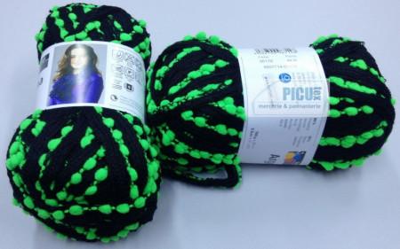 Poze Fir de tricotat sau crosetat - Fire pretricotat esarfa Argentina A170