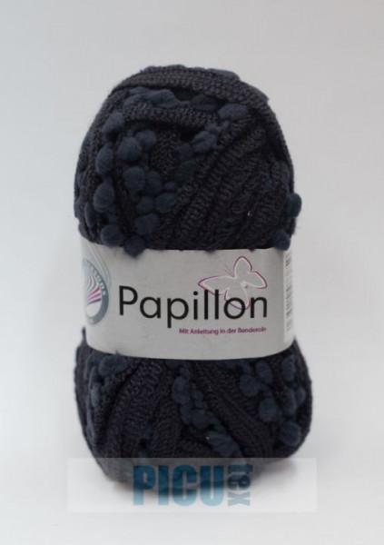 Poze Fir de tricotat sau crosetat - Fire pretricotat esarfa GRUNDL PAPILLON GP 18