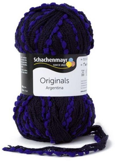 Poze Fir de tricotat sau crosetat - Fire pretricotate esarfa Argentina A85