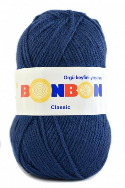 Poze Fir de tricotat sau crosetat - Fire tip mohair din acril BONBON CLASIC 98412
