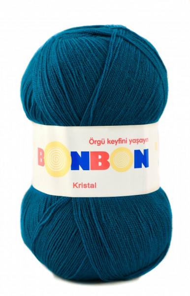 Poze Fir de tricotat sau crosetat - Fire tip mohair din acril BONBON KRISTAL 98685