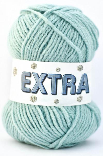 Poze Fir de tricotat sau crosetat - Fire tip mohair din acril CANGURO -EXTRA ALBASTRU- 346