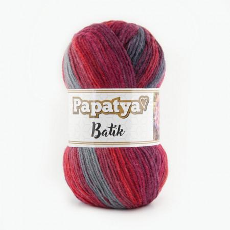 Poze Fir de tricotat sau crosetat - Fire tip mohair din acril Kamgarn Papatya Batik degrade 42