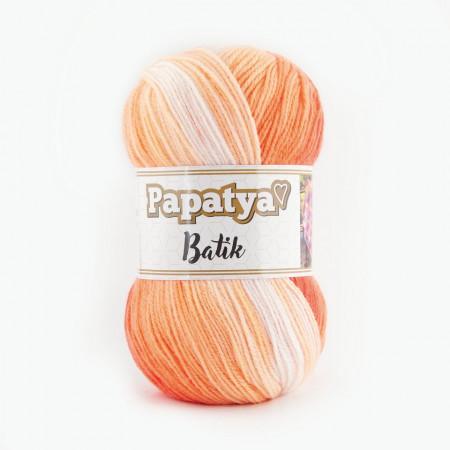 Poze Fir de tricotat sau crosetat - Fire tip mohair din acril Kamgarn Papatya Batik degrade 07