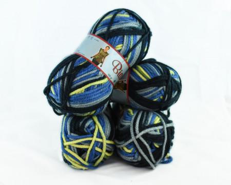 Poze Fir de tricotat sau crosetat - Fire tip mohair din acril Nako Export - #5474
