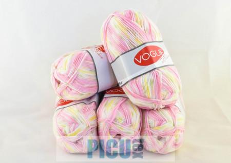 Poze Fir de tricotat sau crosetat - Fire tip mohair din acril Nako Export - #5614