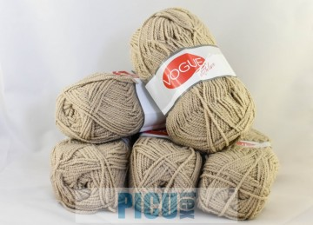 Poze Fir de tricotat sau crosetat - Fire tip mohair din acril Nako Export - #6384