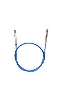 Poze KnitPro Accesorii - cablu culoare albastra pentru interconectare