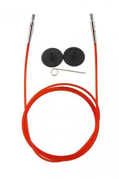 Poze KnitPro Accesorii - cablu culoare rosie pentru interconectare