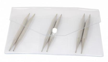 Poze KnitPro Nova Metal - set andrele interschimbabile CHUNKY