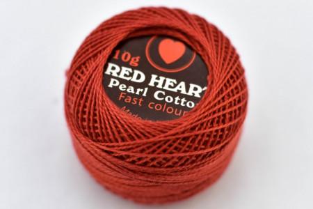 Poze Cotton perle RED HEART cod 013