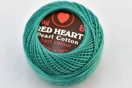 Poze Cotton perle RED HEART cod 0187
