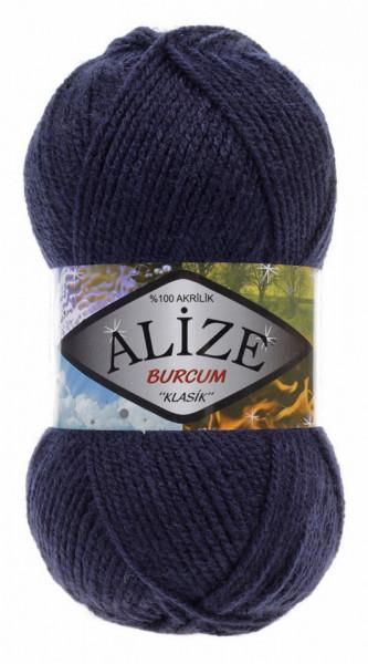 Poze Fir de tricotat sau crosetat - Fir ACRILIC ALIZE BURCUM KLASIK BLEOMAREN 58