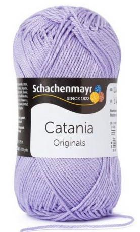 Poze Fir de tricotat sau crosetat - Fir BUMBAC 100% MERCERIZAT CATANIA LAVENDEL 422