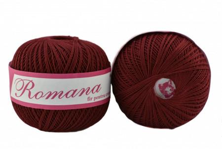 Poze Fir de tricotat sau crosetat - Fire Bumbac 100% ROMANA - ROMANOFIR BOBINA 1334