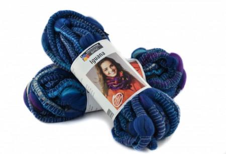 Poze Fir de tricotat sau crosetat - Fire pretricotat esarfa COATS - IGUANA- DEGRADE 80