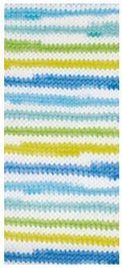 Poze Fir de tricotat sau crosetat - Fire tip mohair din acril degrade Nako Lolipop degrade 81119
