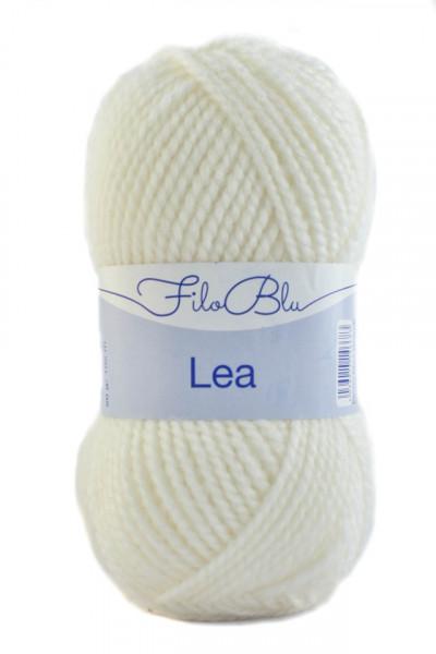 Poze Fir de tricotat sau crosetat -Fire tip mohair din acril GRUNDL - LEA - 01 - ALB