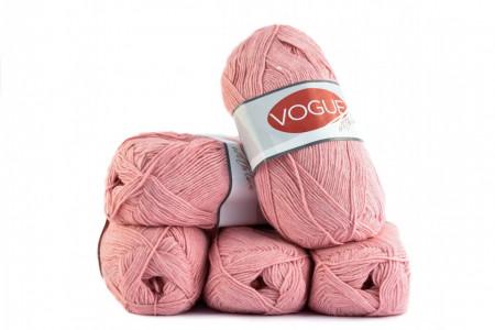Poze Fir de tricotat sau crosetat - Fire tip mohair din acril Nako Export - #7246 - ROZ