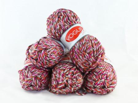 Poze Fir de tricotat sau crosetat - Fire tip mohair din acril Nako Export - #5450