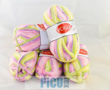 Poze Fir de tricotat sau crosetat - Fire tip mohair din acril Nako Export - #5555