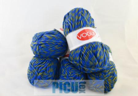 Poze Fir de tricotat sau crosetat - Fire tip mohair din acril Nako Export - #5615