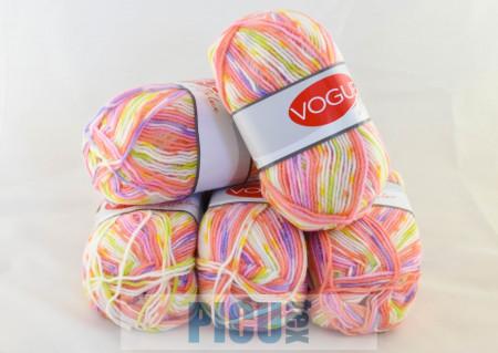 Poze Fir de tricotat sau crosetat - Fire tip mohair din acril Nako Export - #5625