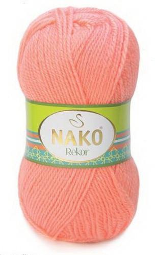 Poze Fir de tricotat sau crosetat - Fire tip mohair din acril premium Nako REKOR FREZ 1292
