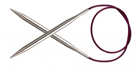 Poze KnitPro Nova Metal - andrele fixe 60 cm