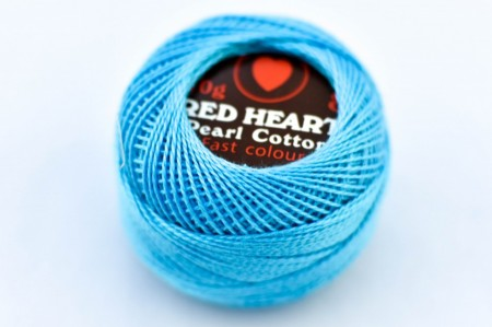 Poze Cotton perle RED HEART cod 0433