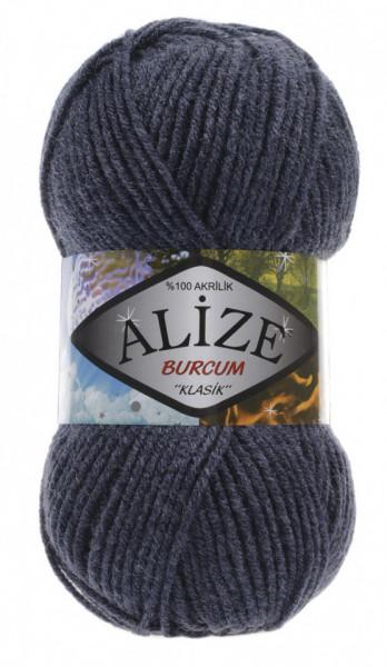 Poze Fir de tricotat sau crosetat - Fir ACRILIC ALIZE BURCUM KLASIK DENIM MELANJ 203