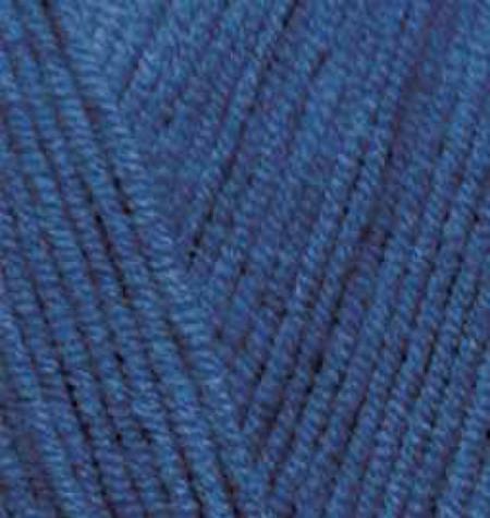 Poze Fir de tricotat sau crosetat - Fir ALIZE COTTON GOLD ALBASTRU 279