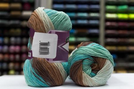 Poze Fir de tricotat sau crosetat - Fir ALIZE COTTON GOLD BATIK - DEGRADE 4603
