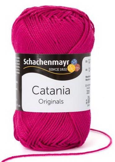 Poze Fir de tricotat sau crosetat - Fir BUMBAC 100% MERCERIZAT CATANIA GRANAT 413