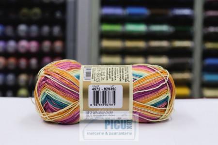 Poze Fir de tricotat sau crosetat - Fir microfibra ALIZE DIVA BATIK DEGRADE 4572