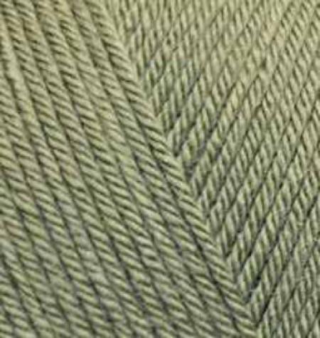 Poze Fir de tricotat sau crosetat - Fir microfibra ALIZE DIVA KAKI 273