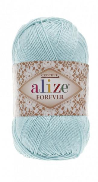 Poze Fir de tricotat sau crosetat - Fir microfibra ALIZE FOREVER BLEO 501