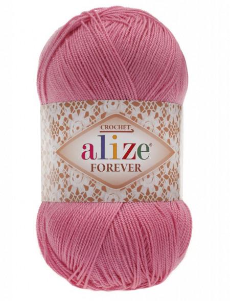Poze Fir de tricotat sau crosetat - Fir microfibra ALIZE FOREVER ROZ 39