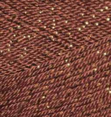 Poze Fir de tricotat sau crosetat - Fir microfibra ALIZE FOREVER SIMLI MARO 150