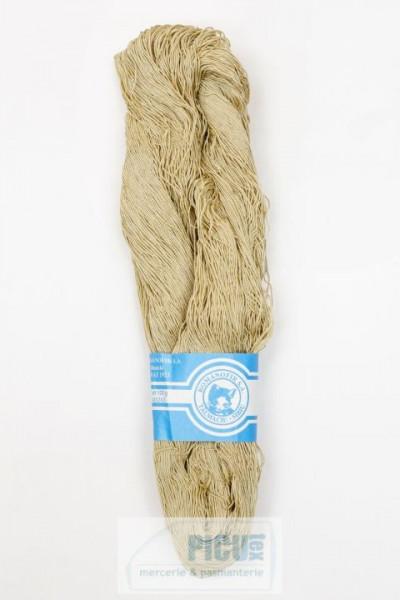 Poze Fir de tricotat sau crosetat - Fire Bumbac 100% MACRAME ROMANOFIR SCUL BEJ 6