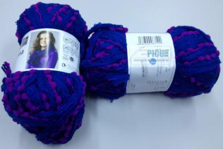Poze Fir de tricotat sau crosetat - Fire pretricotat esarfa Argentina A149
